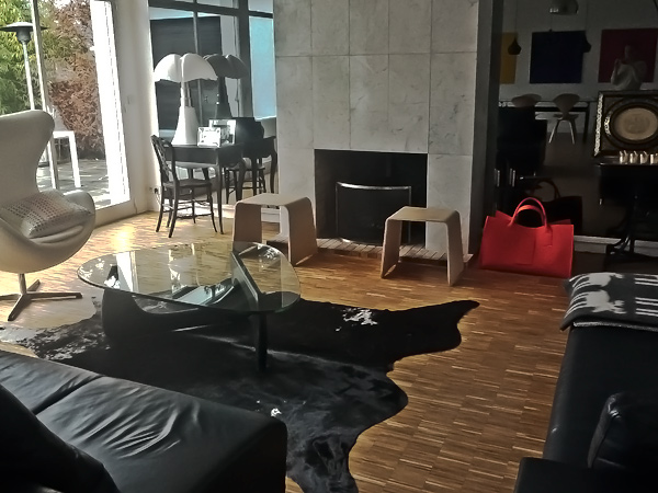 une maison californienne datant de la fin des 60 s 260 m2 et pourquoi pas. Black Bedroom Furniture Sets. Home Design Ideas